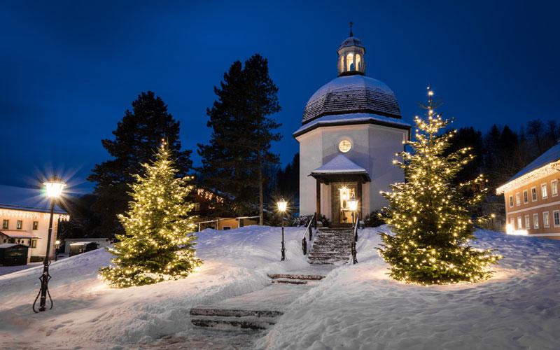 Stille-Nacht-Kapelle-Oberndorf-TVB-Oberndorf