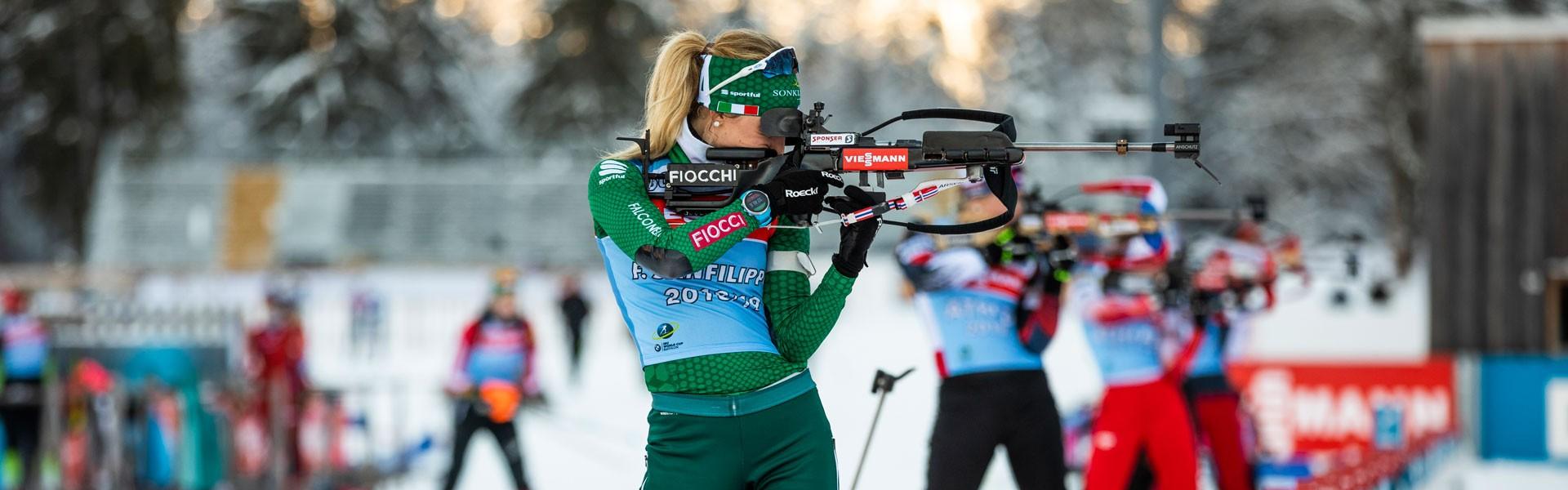 Biathlon 2019 in Ruhpolding
