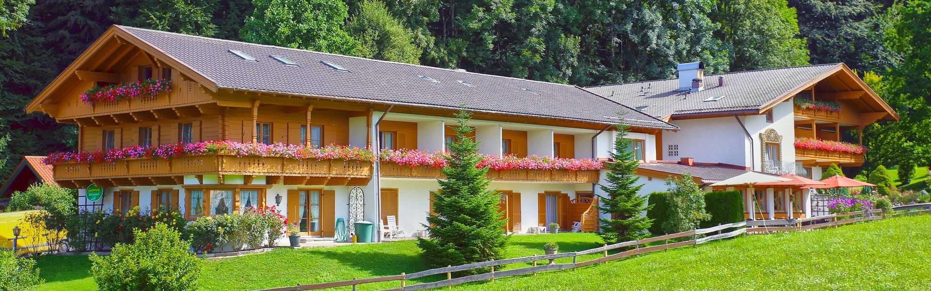 Hotel Gabriele im Chiemgau