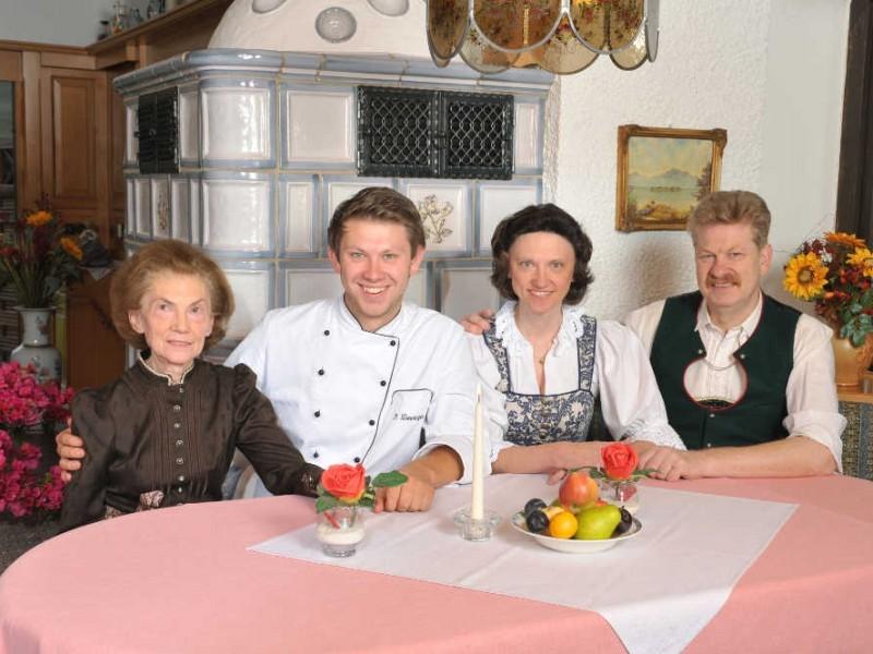 Familie Licklederer-Wenninger